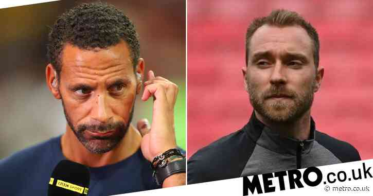 'I don't think he plays again' – Rio Ferdinand offers advice to Christian Eriksen after cardiac arrest
