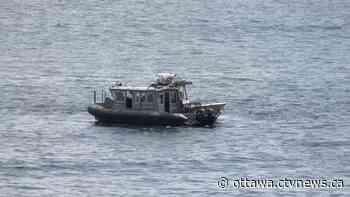OPP searches for missing swimmer in St. Lawrence River near Brockville - CTV News Ottawa
