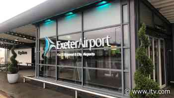 Flights cancelled to Exeter and Cornwall Airports - ITV News