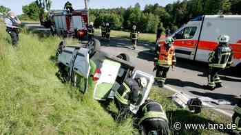 Waldeckerin verunglückte mit Kleintransporter auf der B 251 bei Ippinghausen - HNA.de