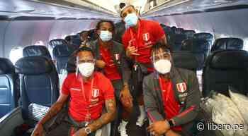 Selección Peruana partió a Brasil para buscar la gloria en la Copa América - FOTOS - Libero.pe