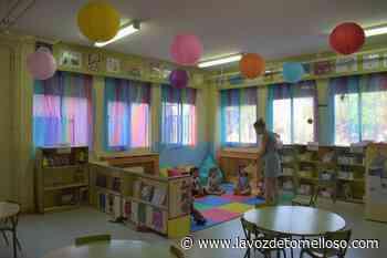 El colegio San Antonio inaugura su biblioteca para la etapa de Educación Infantil - La Voz de Tomelloso