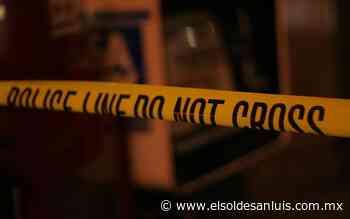 Investigan homicidio de un hombre en la San Antonio de SGS - El Sol de San Luis