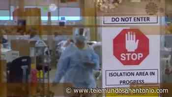 Enfoque San Antonio: Doctor explica la situación de la pandemia en la ciudad - Telemundo San Antonio