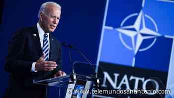 """La OTAN celebra la llegada de Biden, tilda a Rusia y a China de """"regímenes autoritarios"""" - Telemundo San Antonio"""