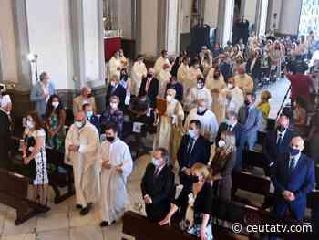 Un San Antonio sin romería pero con el mismo fervor en la Catedral - ceutatv.com