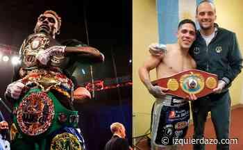 Brian Castaño y Jermell Charlo unificarán cinturones en San Antonio, Texas - Izquierdazo