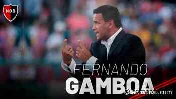 Fernando Gamboa es nuevo entrenador de Newell's - Marca Claro Argentina