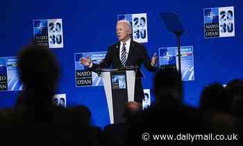 Biden says Trump's 'phony populism' has 'fractured' the GOP