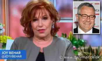 Joy Behar says CNN analyst Jeffrey Toobin 'isn't a bad person' for masturbating during zoom call