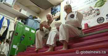 'It's been a good ride': Whitby man retiring from judo after 55 years