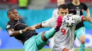 EM 2021: David Alaba (FC Bayern München) rettet Österreich gegen Außenseiter Nordmazedonien - tz.de