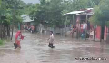 Lluvias provocan desbordamiento de arroyos e inundaciones en Sincelejo - Caracol Radio