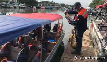 Capitanía de Puerto de Coveñas da directrices para temporada turística - Caracol Radio