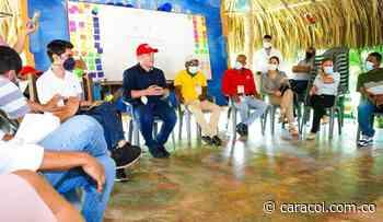 Gobernador de Sucre anuncia que designará alcalde (e) en San Onofre - Caracol Radio