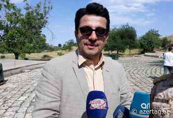 """Seyid Abbas Mousavi: """"La destruccion de estos lugares del paraíso es una gran lástima"""" - AZERTAC Espanol"""