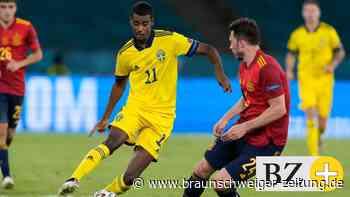 Mitfavorit Spanien muss sich mit 0:0 gegen Schweden begnügen