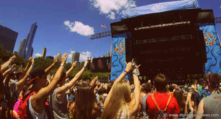 City of Chicago Offers Free Lollapalooza Tickets to Vaccinated Residents