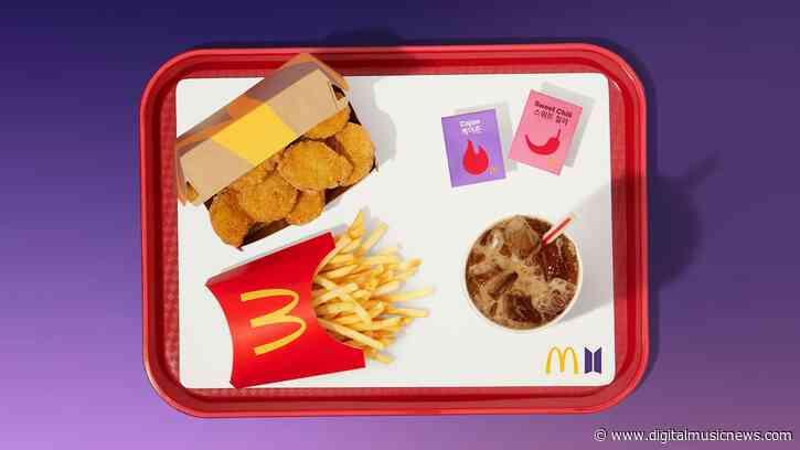 McDonald's BTS Meal Causes Mass-Pandemonium, Prompts Store Closures