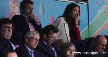 Dänische Royals melden sich nach Schock um Fußballer Eriksen - PROMIPOOL