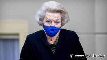 Niederlande-Royals: 83-jährige Prinzessin Beatrix musste operiert werden - t-online