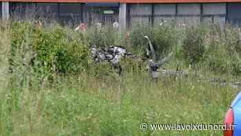 DIRECT. Crash d'un avion à Wambrechies: trois morts dont un enfant - La Voix du Nord