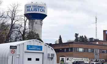 Alliston hospital reduces hours of operation at COVID-19 assessment centre - simcoe.com