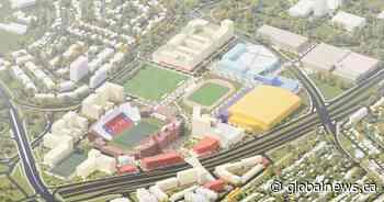 Conceptual plan for development around McMahon Stadium released
