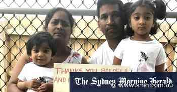 Biloela family to be released and reunited in Australia 'very soon': Frydenberg