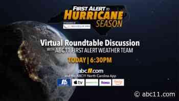 First Alert to Hurricane Season: Virtual Roundtable