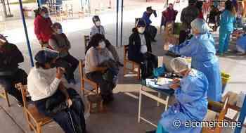 Tacna: hospitalizados por COVID-19 se duplican y no hay camas UCI disponibles - El Comercio Perú