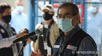 Ugarte: Extendimos cerco epidemiológico de Arequipa a Moquegua, Tacna, Cusco y Puno - LaRepública.pe