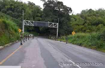 Hasta el 15 de agosto Invias mantendrá cierre nocturno del corredor Calarcá-Cajamarca - El Quindiano S.A.S.