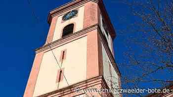 Kirche in Schenkenzell - Mit Heimatforscher auf Spurensuche gehen - Schwarzwälder Bote