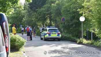 Auseinandersetzung im Freibad - Jugendliche schlagen Badegast in Schiltach - Schwarzwälder Bote
