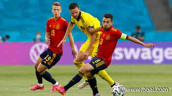 Spain break Euros passing record despite frustrating draw with Sweden