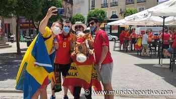 Las calles de Sevilla recuperan la vida con la Euro2020 - Mundo Deportivo
