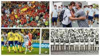 El España - Suecia en cuatro historias: Sevilla, el COVID, los otros 24 y el calor - MARCA.com