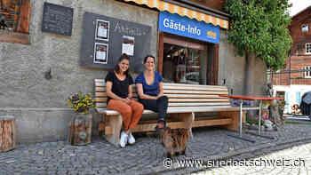 Die Gäste-Info Elm ist neu mitten im Dorf zu Hause - suedostschweiz.ch