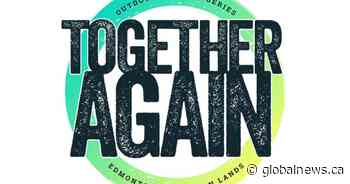 Global Edmonton supports: Together Again Outdoor Concert Series