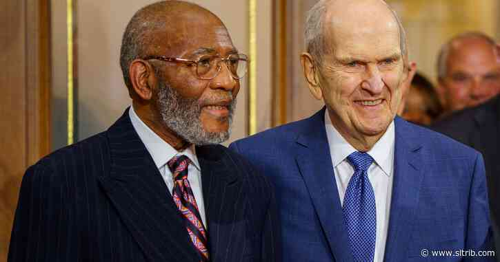 'Transformational partnership' — LDS Church donating nearly $10M to help Black Americans