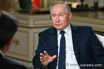 'A Worthy Adversary': Biden Sizes Up Putin Before Summit