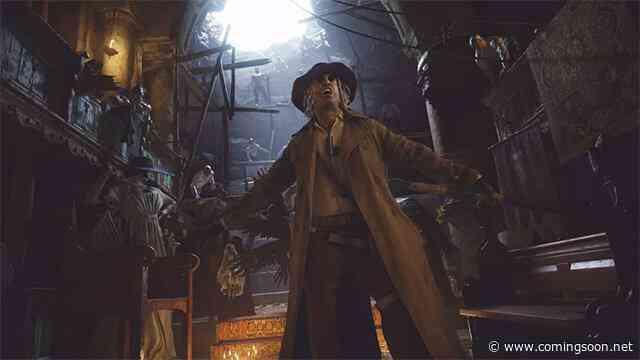 Resident Evil Village DLC Announced