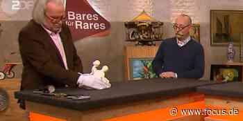 """""""Bares für Rares"""": Erotik-DDR-Schmuggelware sorgt bei Horst Lichter für Staunen - FOCUS Online"""