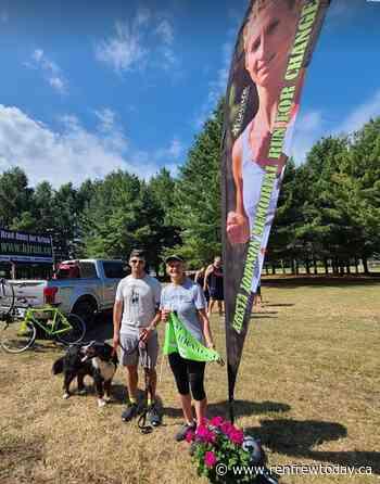 Over $22000 raised as Brad runs from Ottawa to Pembroke - renfrewtoday.ca