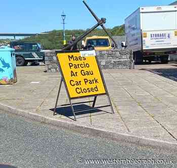 Pembroke Dock: Hobbs Point car park closed from tomorrow - Western Telegraph