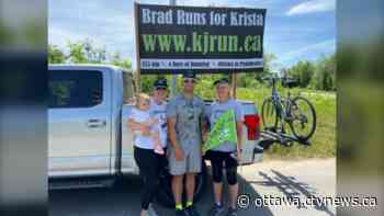 Ottawa man running to Pembroke this weekend in youth centre fundraiser - CTV News Ottawa