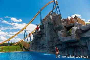 Canada's Wonderland opening July 5, with reservations required