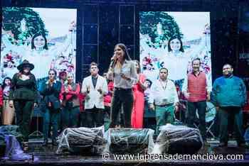Agradece Geraldine Ponce a Tepic con concierto – La Prensa de Monclova - La Prensa De Monclova