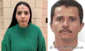 Fugitive Mexican cartel leader's 34-year-old daughter gets 30-month sentence for money laundering